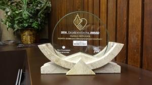 Nabco Wins Corporate Caring Award!
